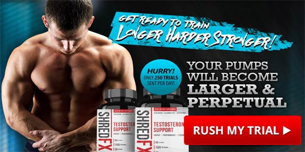 Shred FX Testosterone Support review